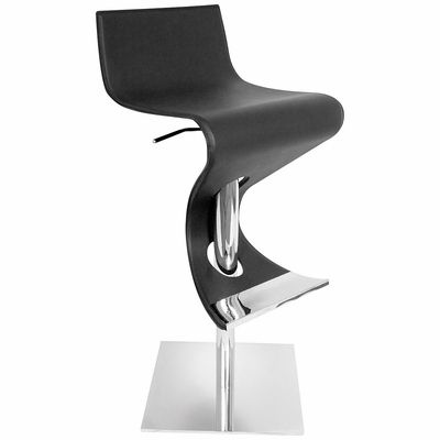 Viva Barstool Black - LumiSource - BS-VIVA-BK