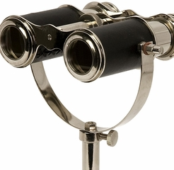 Voyager Tabletop Binoculars On Stand - IMAX - 60063