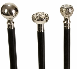 Voyager Walking Sticks (Set of 5) - IMAX - 60051-5