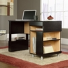 W3 Computer Desk Wind Oak - Sauder Furniture - 410632