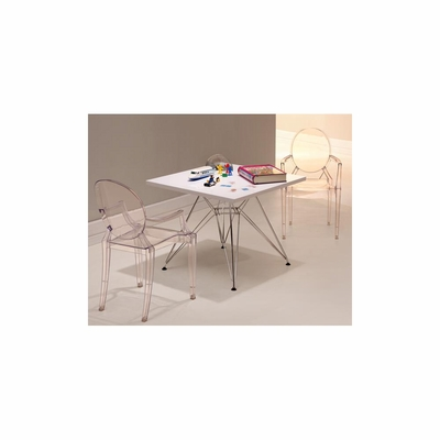 Wacky Baby 3PC Table Set in White - Zuo