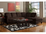Walker Casual Sectional with Chaise - 500716