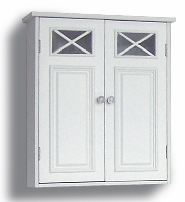 Wall Cabinet with Two Doors - Dawson - 6810