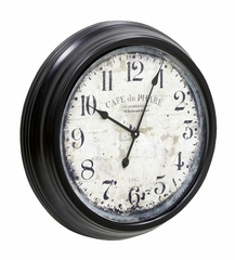 Wall Clock - Style Craft - WC-1001-DS