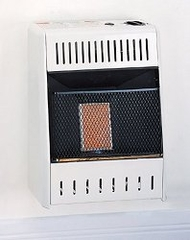Wall Heater Infrared 1 Plaque (6000-LP-Manual) - KWP110