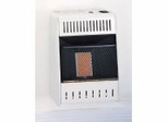 Wall Heater Infrared 1 Plaque (6000-NG-Manual) - KWN109