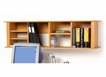 Wall Hutch in Maple - Sonoma Collection - Prepac Furniture - MHD-1348