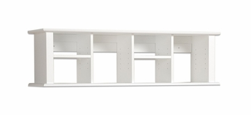 Wall Hutch in White - Prepac Furniture - WHD-1348