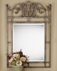 Wall Mirror - Montello Console Mirror - Hillsdale Furniture - 41549