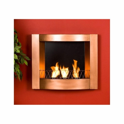 Wall Mount Fireplace - Holly and Martin