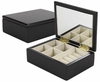 Waverly Jewelry Box with Mirror - JBQ-CL551