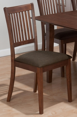 Wayland Brown Ash Crawford Chair - Set of 2 - 493-158KDx2