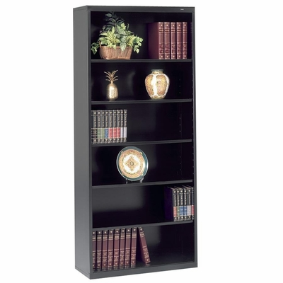 Welded Bookcases - Black - TNNB78BK