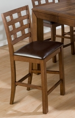 Wenatchee Falls Walnut Counter Stool - Set of 2 - 737-BS222KD