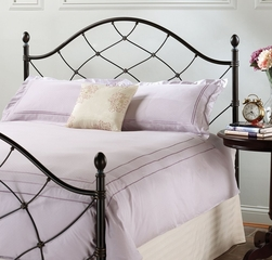Wesley Full/Queen Size Headboard with Bed Frame - Hillsdale Furniture - 1447HFQR