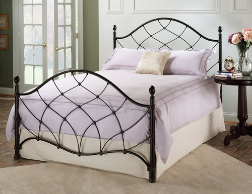 Wesley Full Size Bed - Hillsdale Furniture - 1447BFR