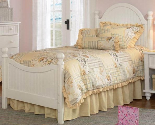 Westfield Twin Size Bed - Hillsdale Furniture - 1354BTWR