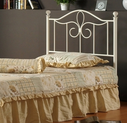 Westfield Twin Size Headboard with Bed Frame - Hillsdale Furniture - 1354HTWMR