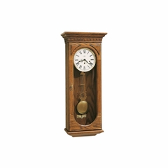 Westmont Oak Yorkshire Wall Clock - Howard Miller