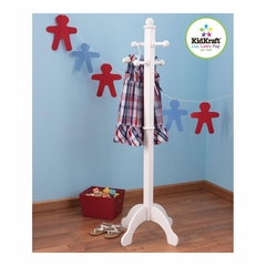 White Deluxe Clothes Pole - KidKraft