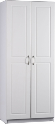 White Kitchen Storage Pantry - Ameriwood Industries - 7344015Y