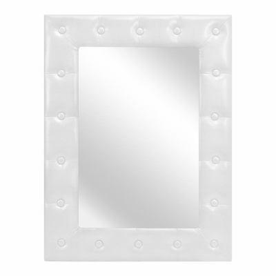 White Large Serpent Mirror - Lumisource