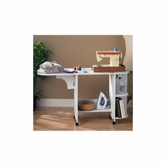 White Sewing Table - Holly and Martin