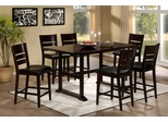 Whitfield 7-Piece Counter Height Dining Set - Hillsdale Furniture - 4584CTBS7