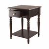 Whitman Square Accent Table - Winsome Trading - 40225
