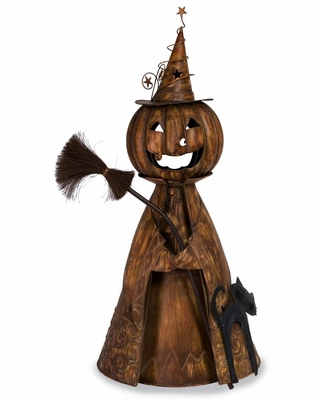 Wicked Witch Jack O'Lantern - IMAX - 57865