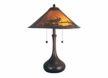 Wilderness Table Lamp - Dale Tiffany