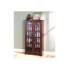 Window Pane Media Cabinet - Holly & Martin