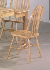 Windsor Chair with Arrow Back (Set of 4) in Natural - Coaster