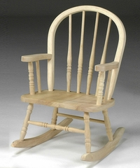 Windsor Rocker Chair - 1CC-2140