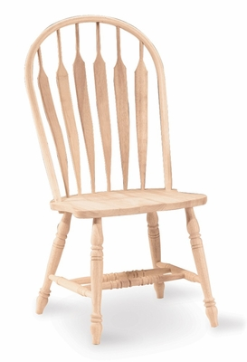 Windsor Steambent Arrowback Chair - 1C-1206
