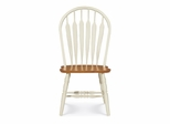 Windsor Steambent Arrowback Chair in Heritage Pearl / Oak - 1C60-1206