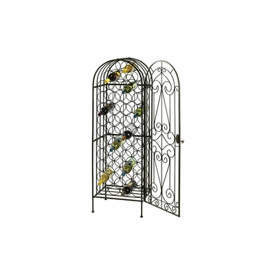 Wine Arbor Wrought Iron Wine Rack - Howard Miller