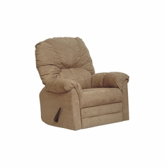Winner Rocker Recliner in Mocha - Catnapper