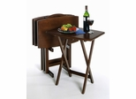 Winsome 5 Piece TV Table Set - Winsome Trading - 94517