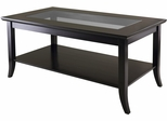 Winsome Genoa Rectangular Coffee Table