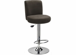 Winsome Jayden Air Lift Stool - Charcoal Finish