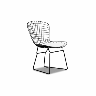 Wire Black Dining Chair - Set of 2 - Zuo