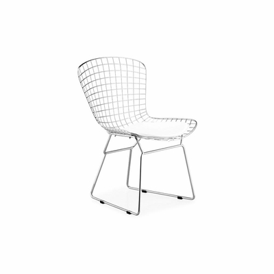 Wire Chrome Dining Chair - Set of 2 - Zuo