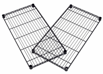"Wire Shelf 36"" x 18"" (Set of 2) - OFM - S3618-SET"