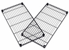 "Wire Shelf 48"" x 24"" (Set of 2) - OFM - S4824-SET"