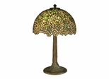 Wisteria Tiffany Table Lamp - Dale Tiffany