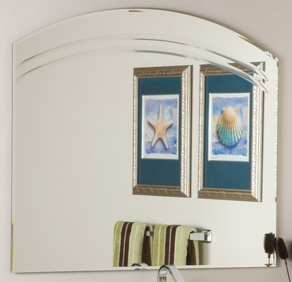 Wonderland Angel Frameless Wall Mirror - Decor Wonderland Mirrors - SSM1065