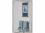 Wonderland Karnia Frameless Beveled Wall Mirror - Decor Wonderland Mirrors - SSM414