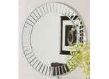 Wonderland The Glow Frameless Wall Mirror - Decor Wonderland Mirrors - SSM529