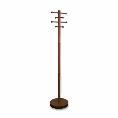 Wood Coat Trees - Cherry - AVT40808